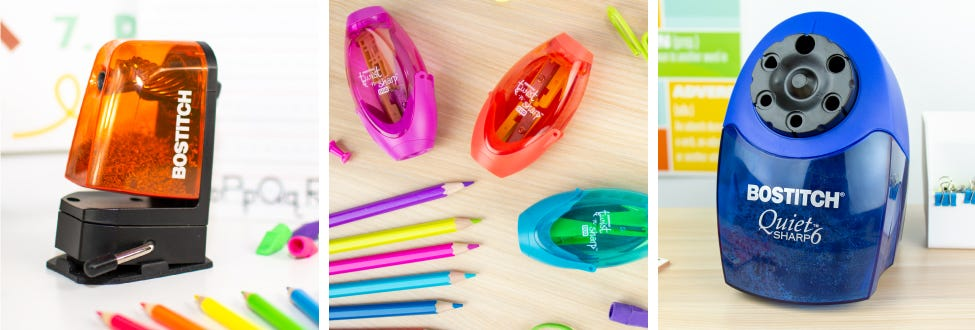 How to Choose the Best Pencil Sharpener for You