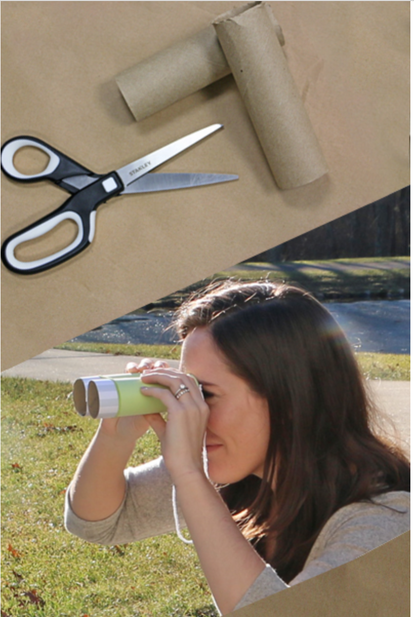 leprechan binocular pinterest