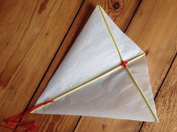 kite with sail