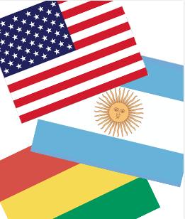Printable Country Flag Flashcards