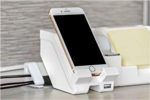usb phone stand
