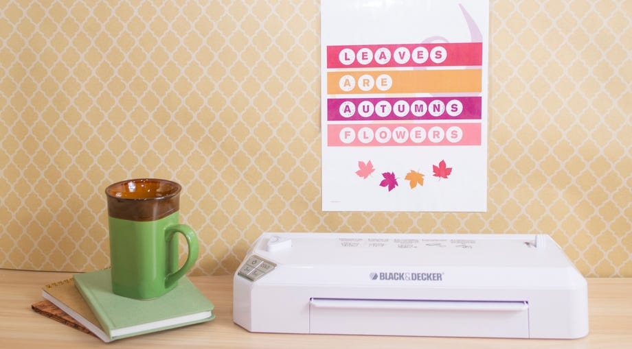 How to Laminate Paper