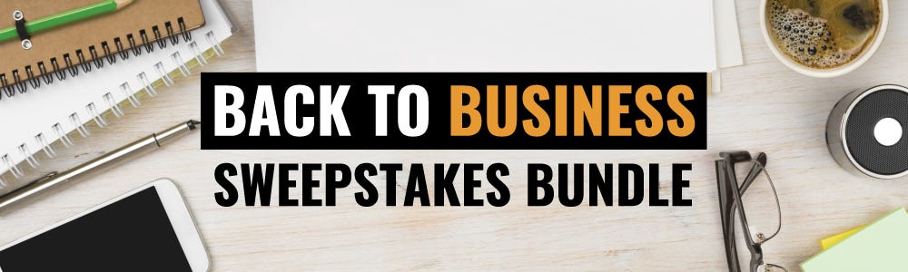 Back-to-Business Sweepstakes
