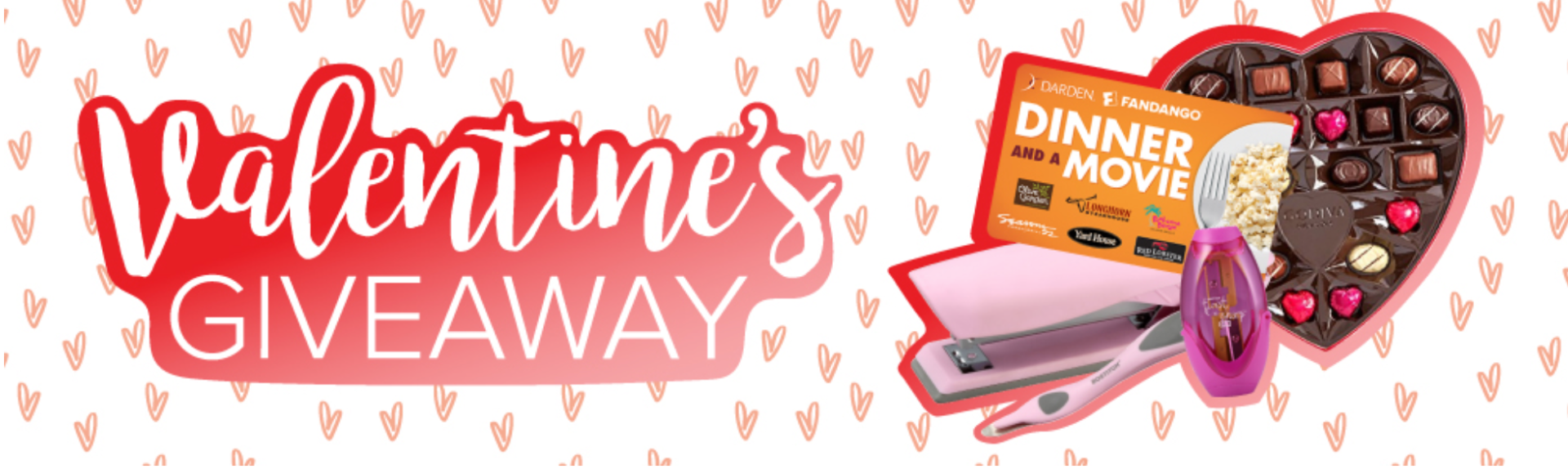 Enter the Bostitch Valentine's Day Giveaway