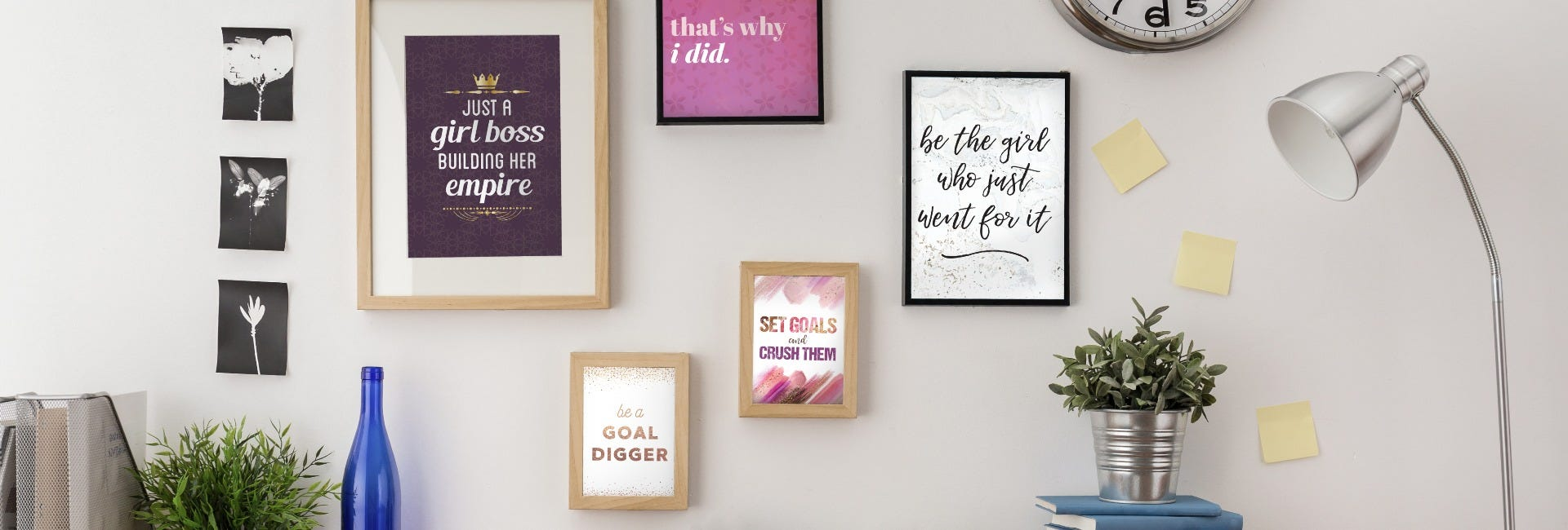Celebrate Being a #GirlBoss With Free Printables