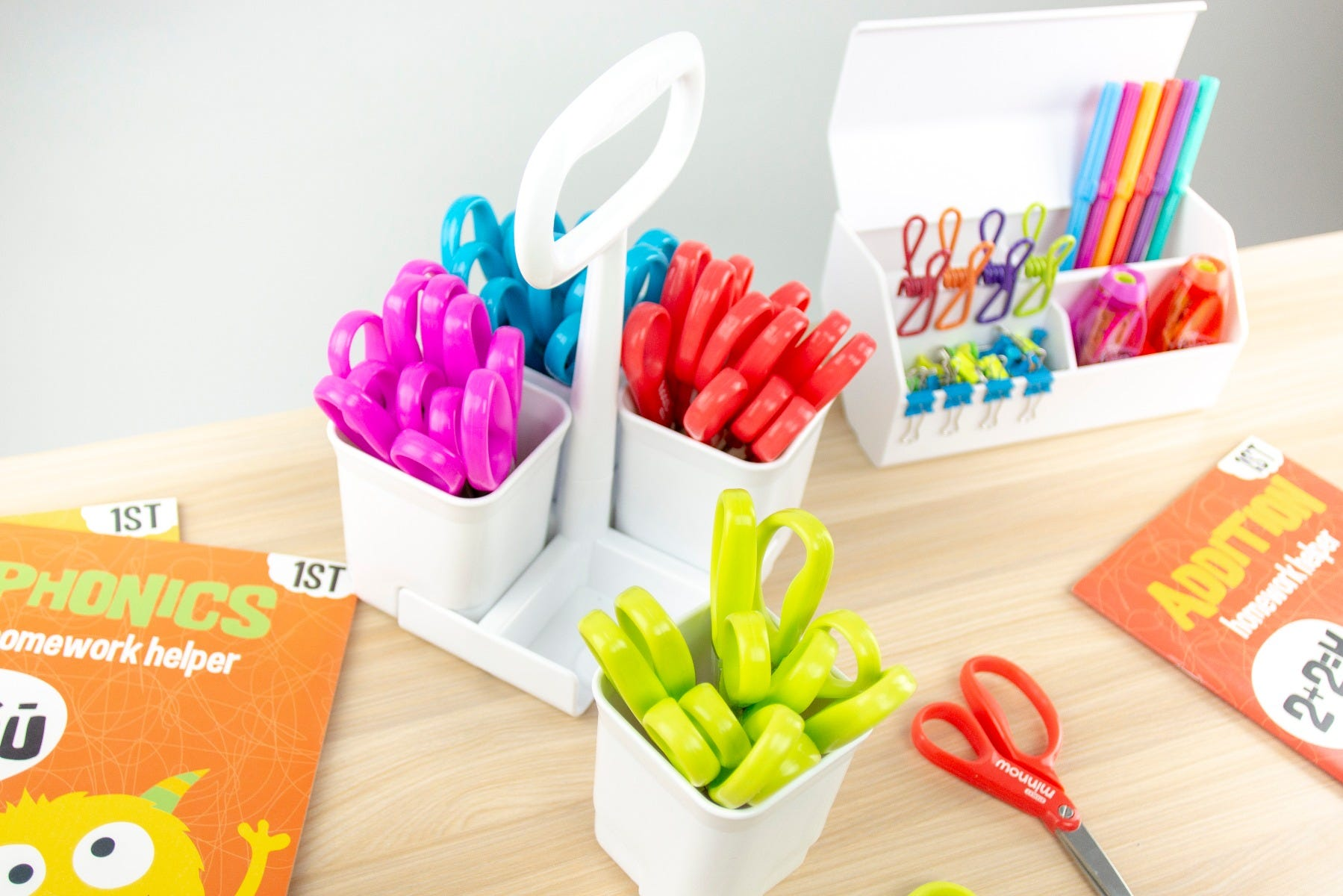 Scissor Caddy is a Great Gift for Teachers