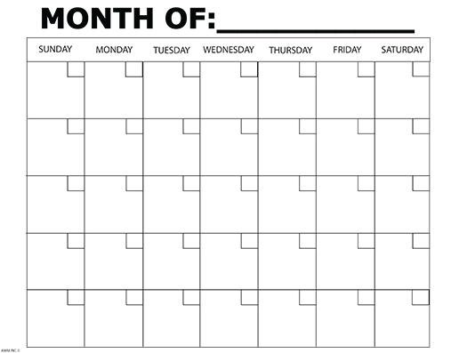 traditional calendar