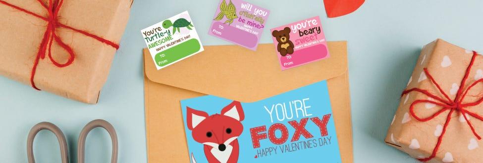 9 Free Valentine's Day Printables