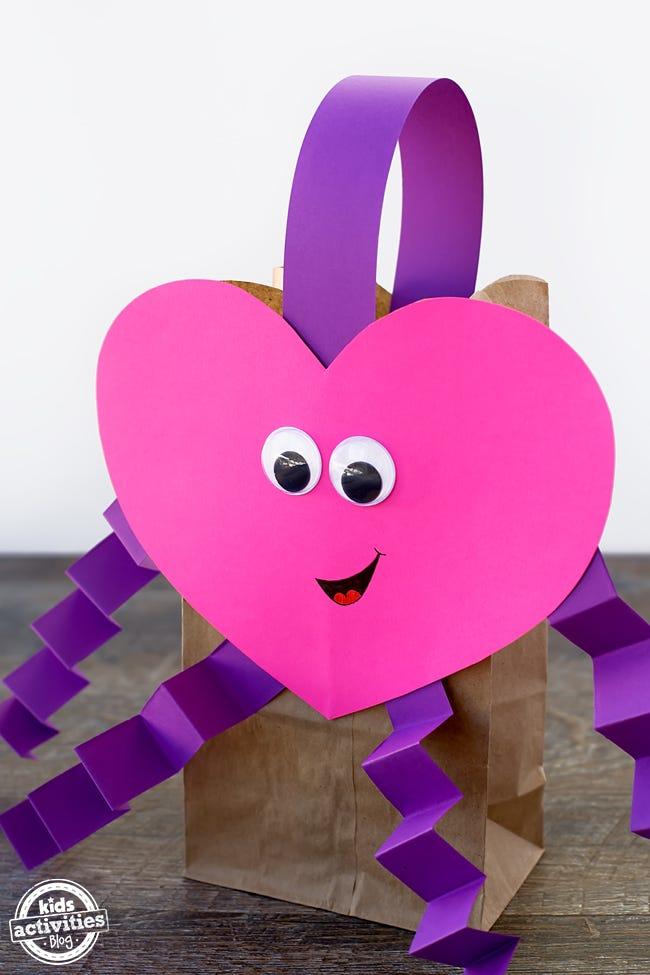heart body bag