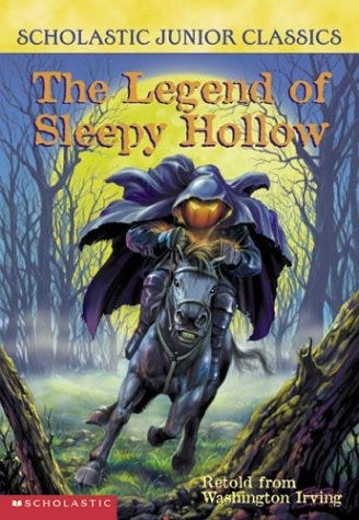 legend of sleepy hallow