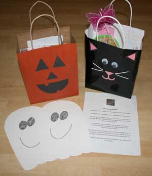 ghosting bags