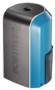 Vertical Electric Pencil Sharpener, Blue