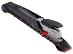 Black & Silver Long Reach Stapler