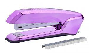 Bostitch Purple Stapler Includes Staples