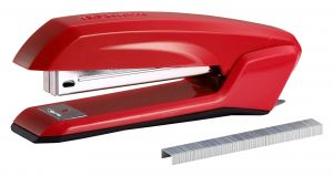 Red Ascend™ Stapler Includes Staples