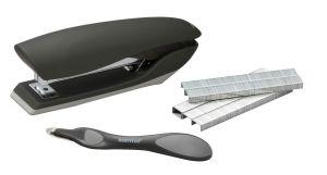 No-Jam™ Black Stapler Set