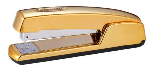 Metallic Gold Stapler