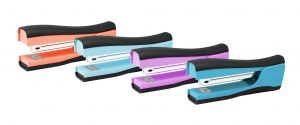 Dynamo™ Stapler with Pencil Sharpener, Assorted Colors