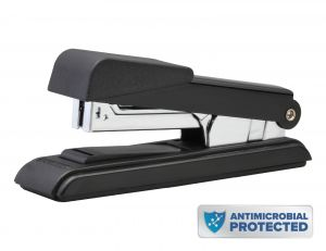 Antimicrobial Protected Flat Clinch Stapler