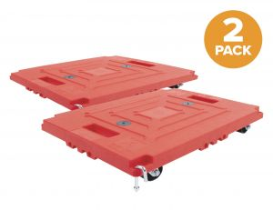 2-Pack of Heavy-Duty Dolly