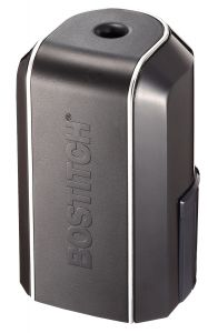 Black Vertical Battery Pencil Sharpener