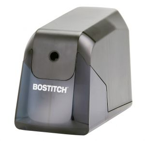 Black Battery-Powered Pencil Sharpener