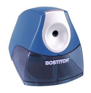 Blue Electric Pencil Sharpener