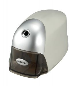 QuietSharp™ Executive Electric Pencil Sharpener in Gray