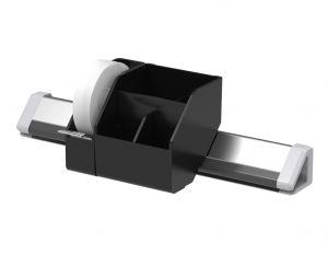 3-Piece Konnect™ Desktop Organizer in Black
