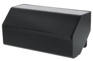Black Desktop Organizer Wide Cup