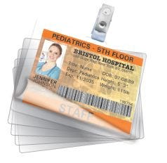 ID Card Laminating Pouches