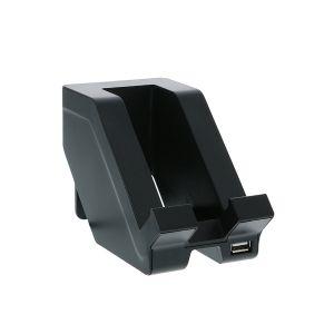 Black USB Phone Stand