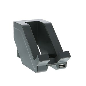 Gray USB Phone Stand