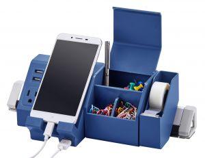 Blue Konnect™ Desktop Charging Station
