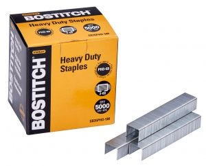 Bostitch Heavy-Duty Staples for PHD-60