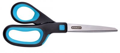 "8"" Ergonomic All-Purpose Scissor, Teal"