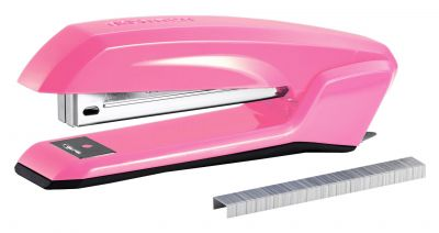 Pink Ascend™ Stapler Includes Staples