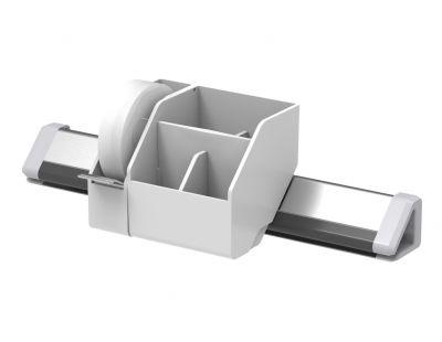 WHITE 3-Piece Konnect™ Desktop Organizer