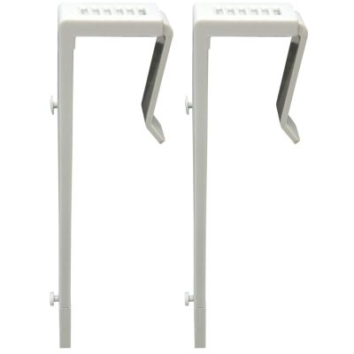 Pair of Cubicle Hooks