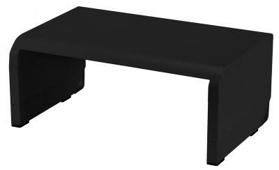 Black Adjustable Monitor Riser