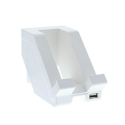 White USB Phone Stand