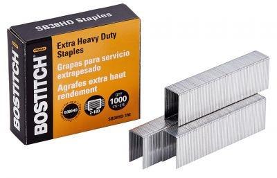 Bostitch Extra Heavy-Duty Staples for B380HD