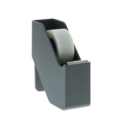 Gray Tape Dispenser