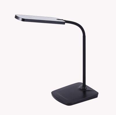 Black Dimmable Gooseneck LED Lamp