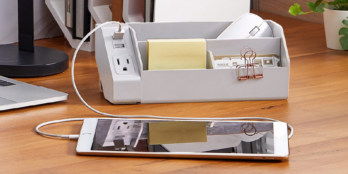 Konnect™ Systems Helps Keep Devices Charged
