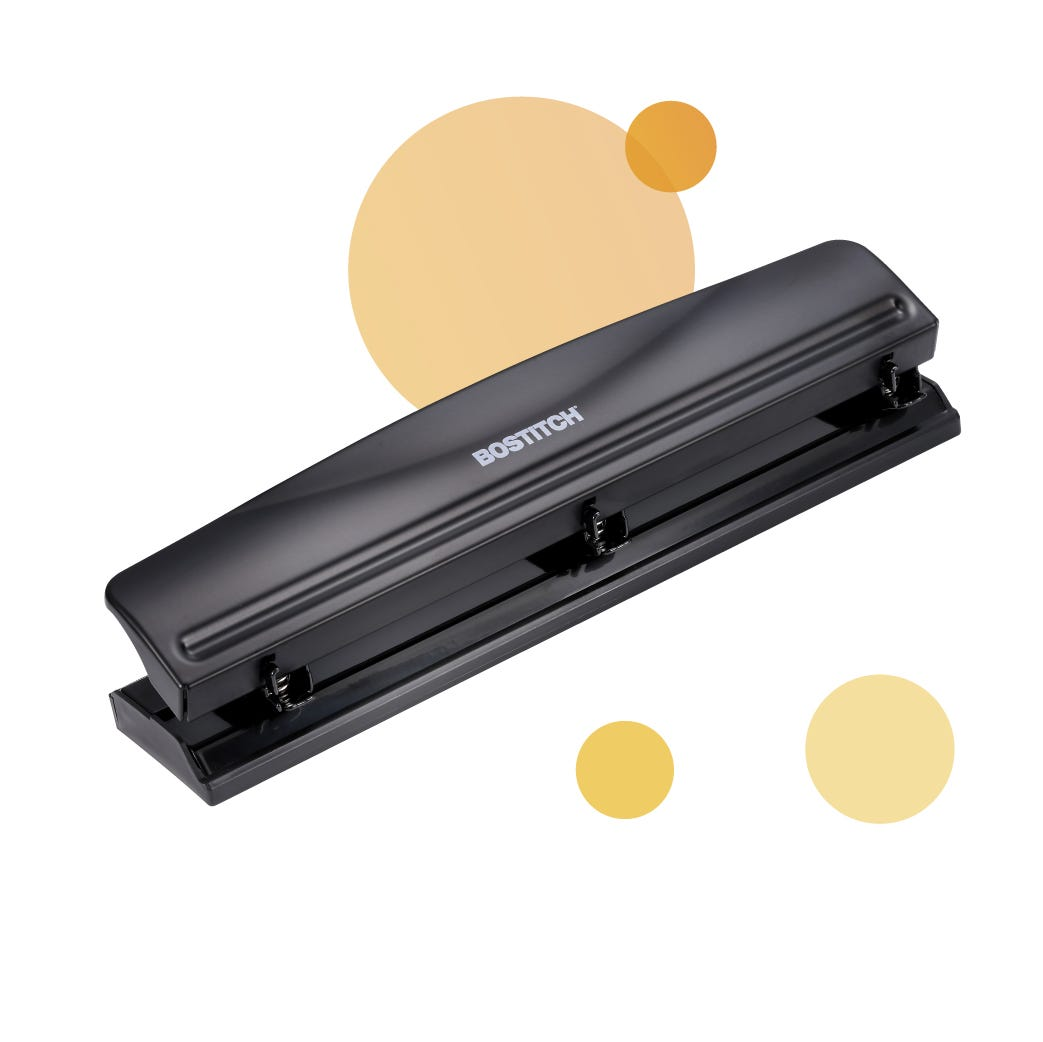 Konnect™ Systems - 3-Hole Punch