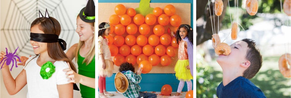 DIY Halloween Activity banner