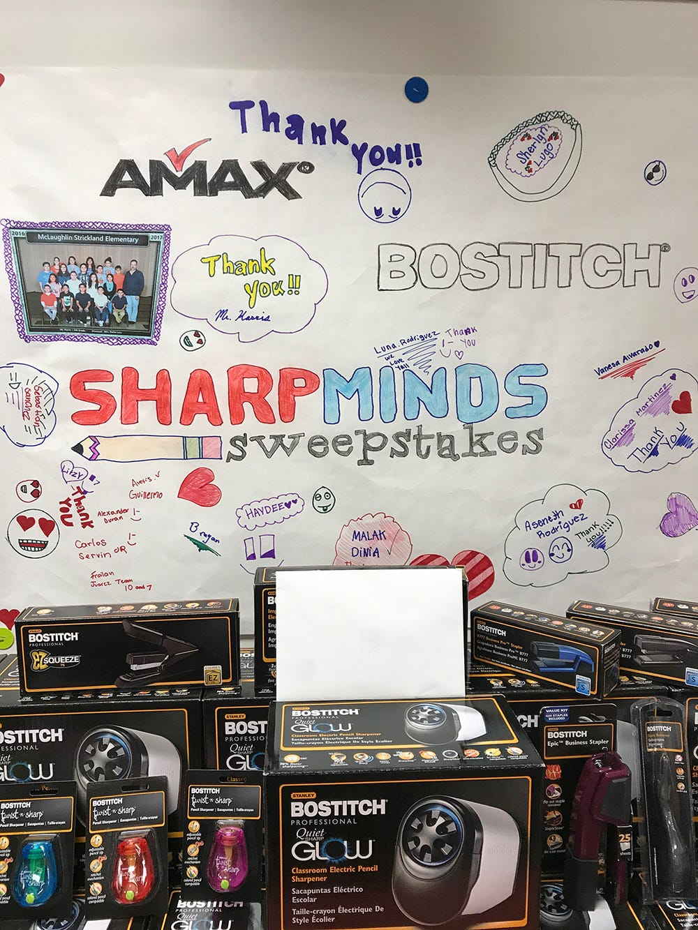 2016 Sharp Minds Sweepstakes