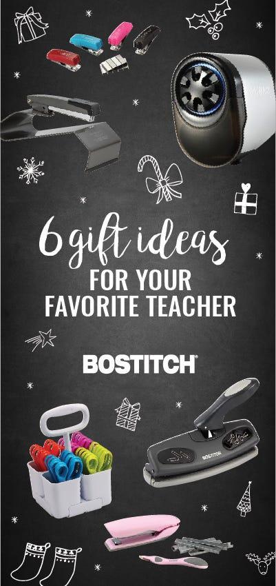 Teacher Gift Ideas for Pinterest