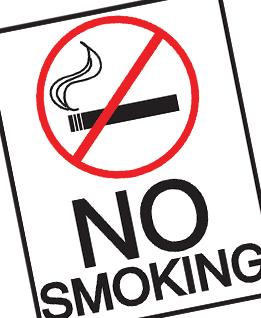 Printable No-Smoking Sign
